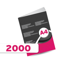 2000 A4 Booklet