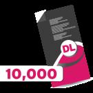 10,000 DL Leaflets