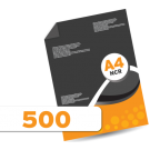 500 A4 NCR's