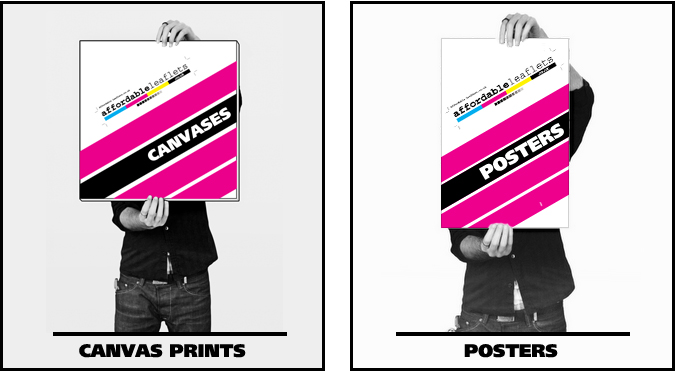 Canvas & Posters