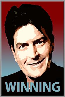 Charlie Sheen: Portrait