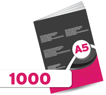 1000 A5 Booklet