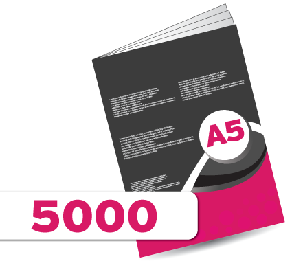 5000 A5 Booklet