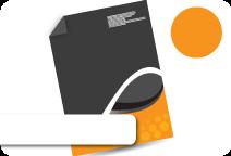 250 Oversized A4 Folders