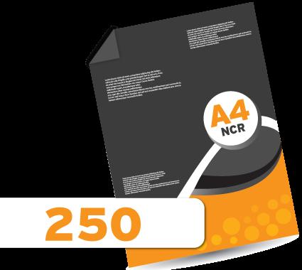 250 A4 NCR's