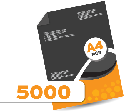 5000 A4 NCR's