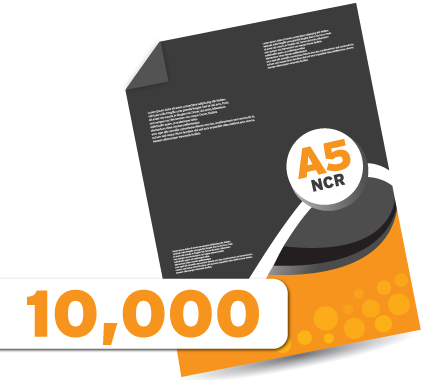 10000 A5 NCR's