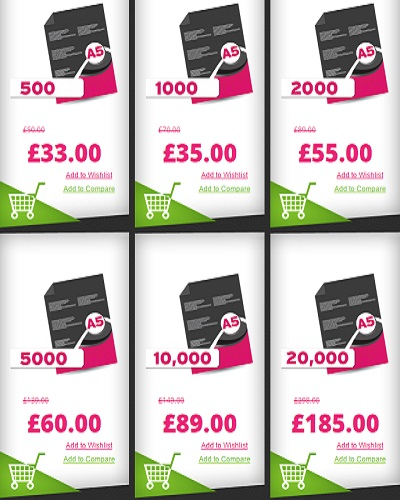 a5 leaflet printing serves as a great medium of business promotions a5 leaflets have a plethora of benefits attached to them a few of them are listed for