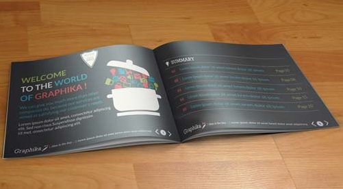 Booklets Printing - Best Business Branding Tool